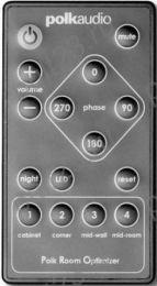 POLK AUDIO DSW PRO 440 WI, DSW PRO 550 WI, DSW PRO 660 WI
