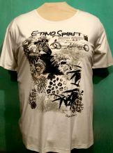 женская футболка ETNO