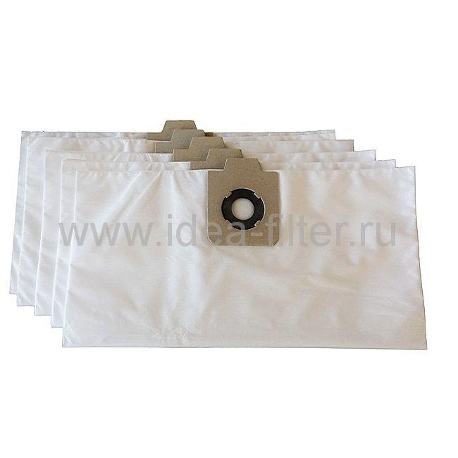 IDEA NL-02 - мешок для пылесоса NILFISK GD 110. 10 штук синтетический одноразовый