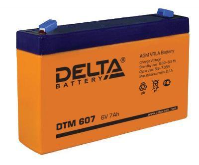 Delta DTM 607