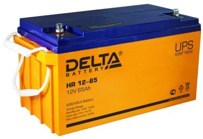 Delta HR 12-65
