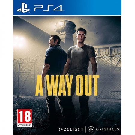 Игра A Way Out (PS4)