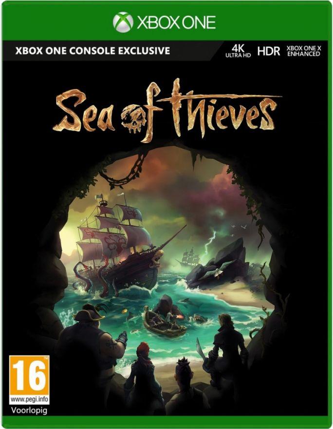 Игра Sea of Thieves (Xbox One)