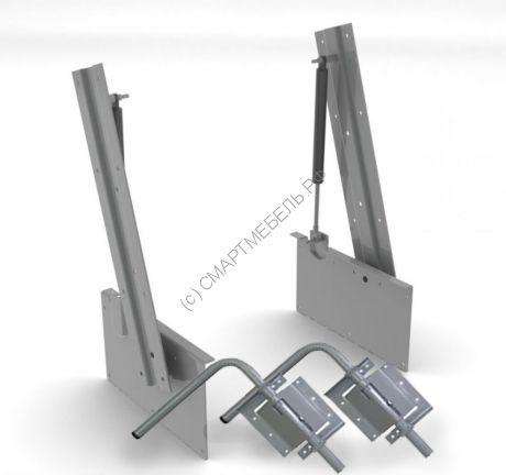 Механизм шкаф-кровати Smart-582V. БЕЗ ГАЗЛИФТОВ