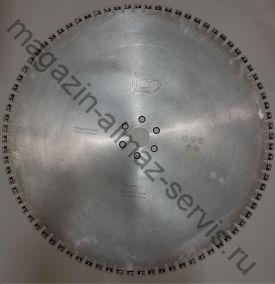 Алмазный диск T LASER TURBO ⌀ 900 мм. для стенорезных машин HILTI 20-32 кВт