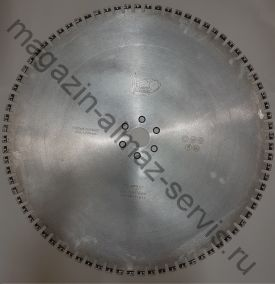Алмазный диск T LASER TURBO ⌀ 1200 мм. для стенорезных машин HILTI 20-32 кВт