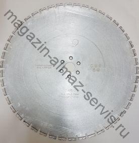 Алмазный диск LASER STANDART ⌀ 1200 мм. для стенорезных машин HILTI 20-32 кВт