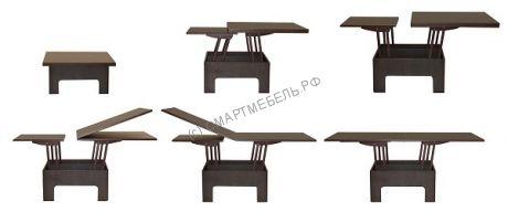 Стол-трансформер SmarTABLE 587