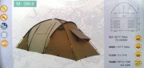 Палатка CAMPGEAR M-5401-4