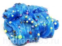 слайм синий