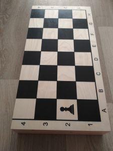 Игра 3 в 1 малая (нарды, шахматы, шашки)