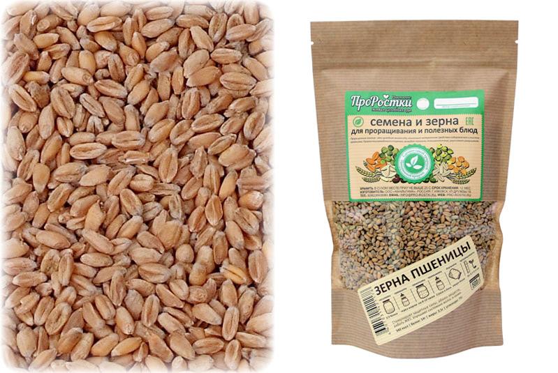 Пшеница отборная