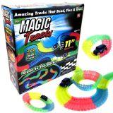 Гоночный трек Magic Tracks 220 деталей - 1 машинка