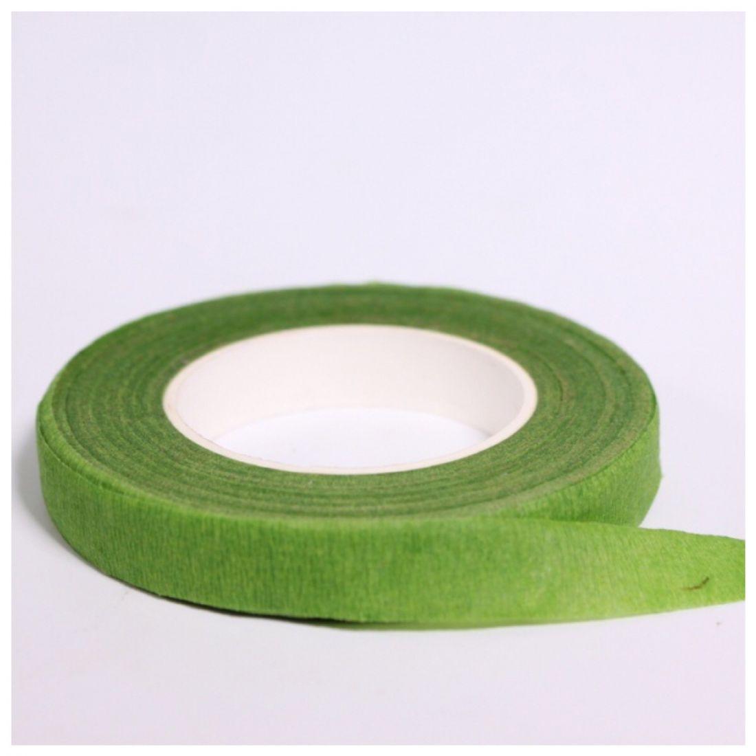 Тейп-лента салатовая