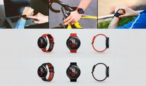 Смарт-часы Amazfit Watch