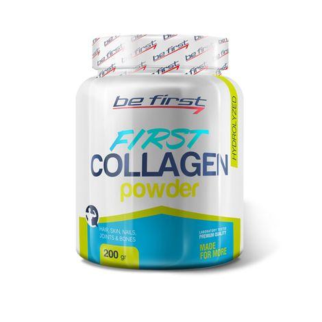 BeFirst COLLAGEN powder 200 гр  скл2