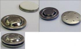 Магнит для бейджа 17мм диск