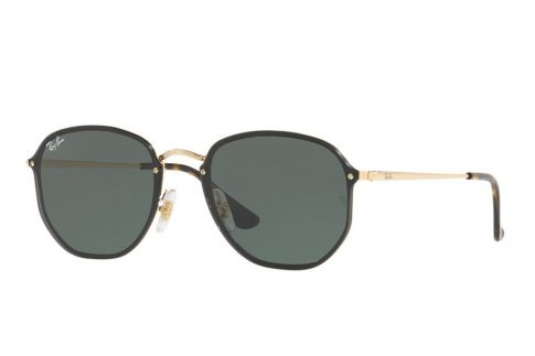 Ray Ban Blaze Hexagonal RB3579N 001/71