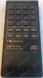 NAKAMICHI MB-3/4RC, MB-4S