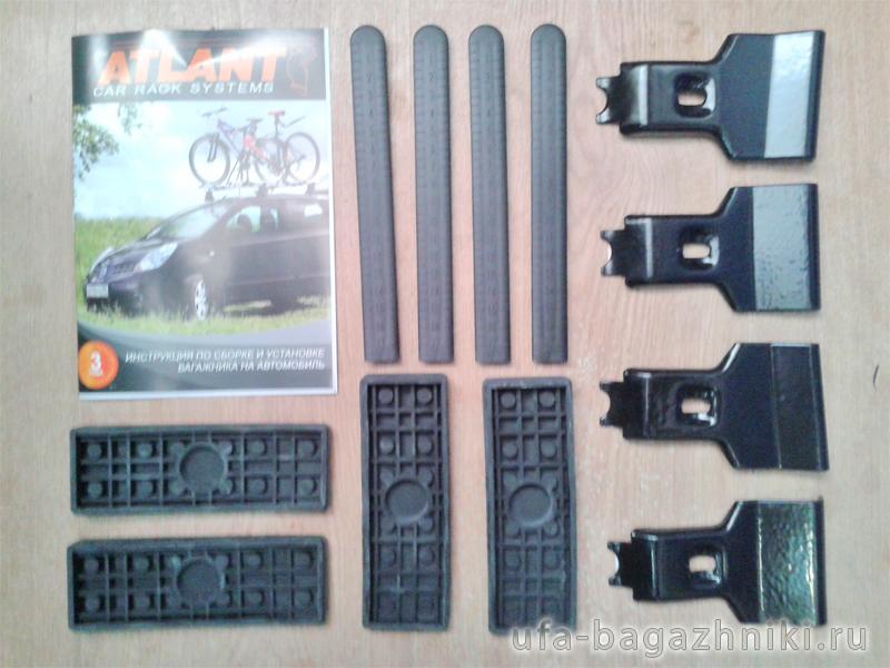 Адаптеры для багажника Geely MK 2004г-... Атлант, артикул 8622