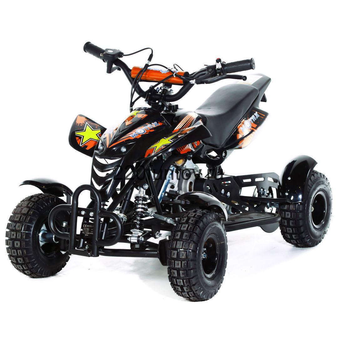 MOTAX H4 Mini 49 cc Квадроцикл бензиновый