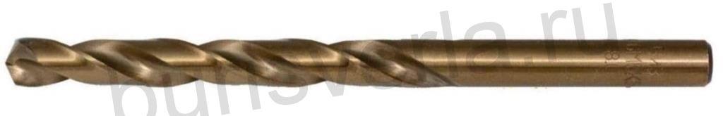 Сверло по металлу 5 мм, Р6М5К5