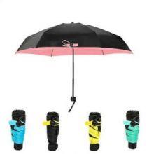 Карманный зонт Black lemon