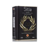 Оливковое масло SITIA - 3 л 0.2 экстра вирджин PDO