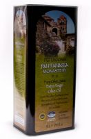 Оливковое масло монастырское Laconia Pantanassa Monastery - 5 л экстра вирджин