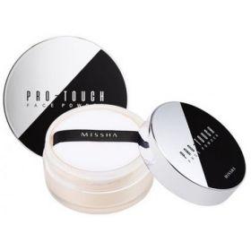 MISSHA Pro-Touch Face Powder SPF15 - Рассыпчатая пудра для лица