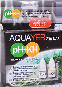 Тест для воды AquaYER
