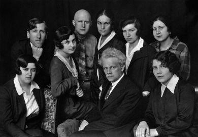Класс проф. А.Г.Гольденвейзера (1929-30 гг.)
