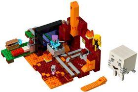 21143 Лего Портал в подземелье