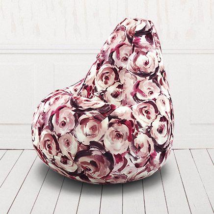 Кресло-мешок Роузи 02 Велюр