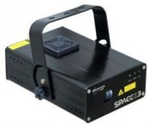 Аренда лазерного эффекта JB Systems SPACE 3 LASER