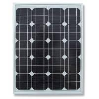 Солнечный модуль 50 Вт ватт монокристаллический