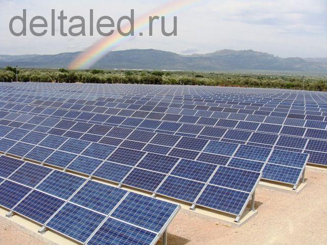 Солнечный модуль 100 Вт ватт монокристаллический