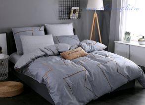 Комплект постельного белья на резинке (модель AR064-2СП)