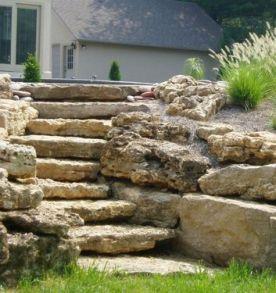 Бутовый природный камень