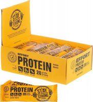 Батончик неглазированный Effort Protein