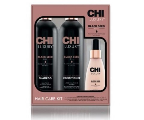 Набор CHI LUXURY LUMINOUS LOCKS KIT