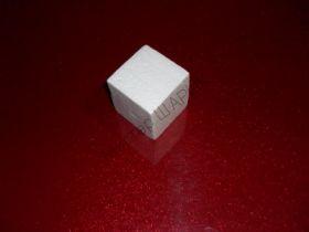 Кубик пенопластовый 6 см