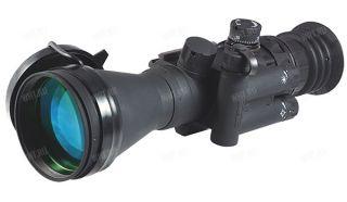 Прицел ночного видения ПН-23-5, 5х, III поколение, ЭОП КАТОД (чёно-белый), ручная регулировка ЭОП