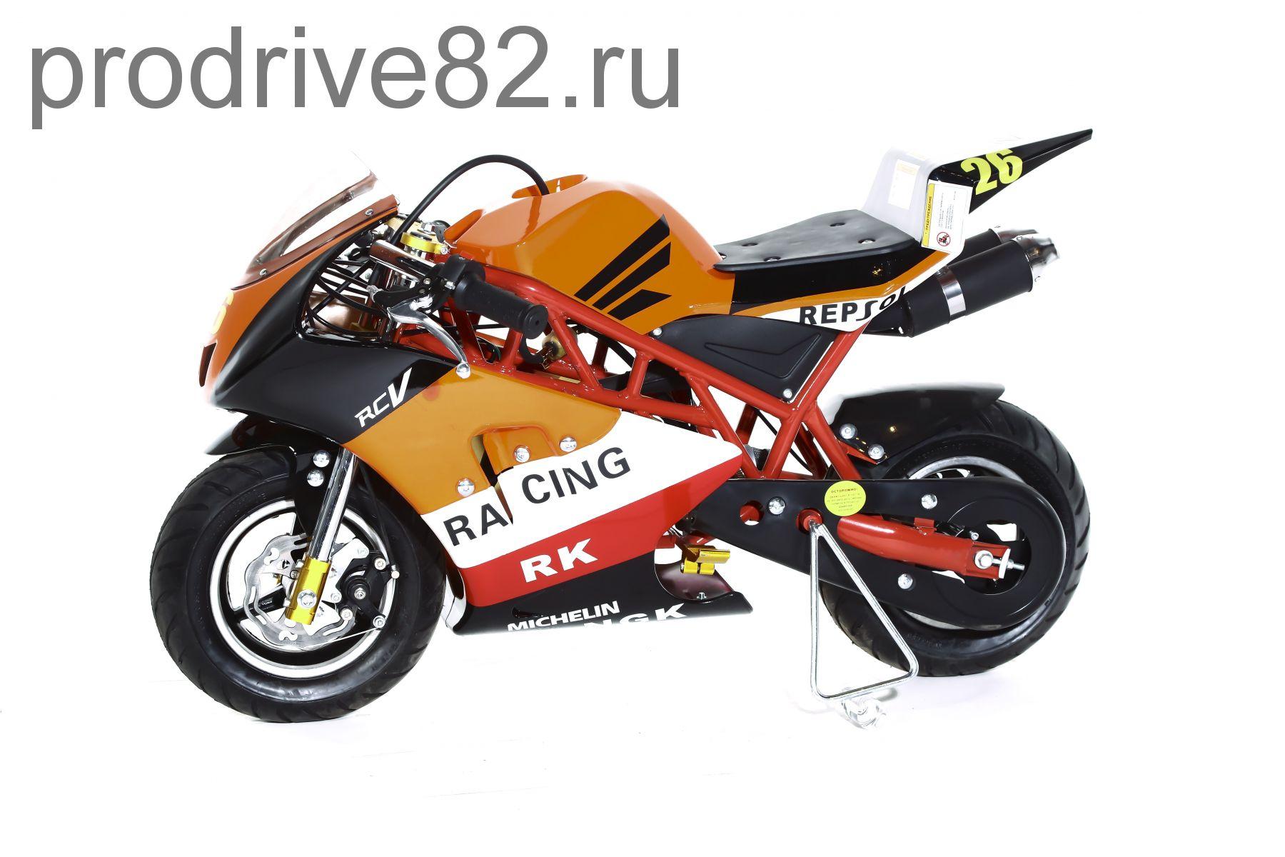 Мини мото MOTAX 50сс в стиле Ducatti