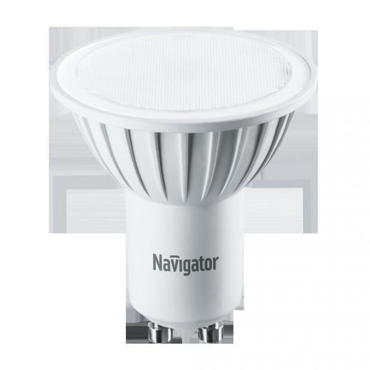 Лампа GU10 светодиодная 7 Вт. Navigator
