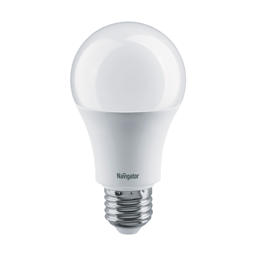 Лампа A60 светодиодная 12 Вт. Navigator Е27