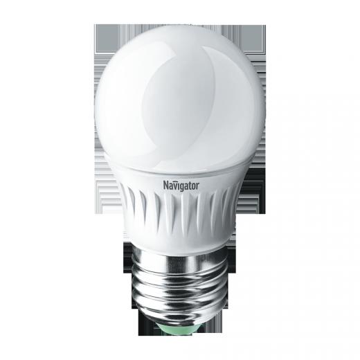 Лампа G45 светодиодная 7 Вт. FR Navigator Е27 диммируемая