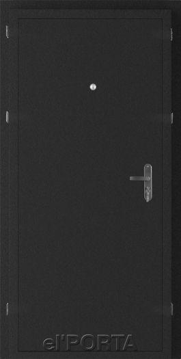 Дверь входная Ультра Плюс| Антик серебро