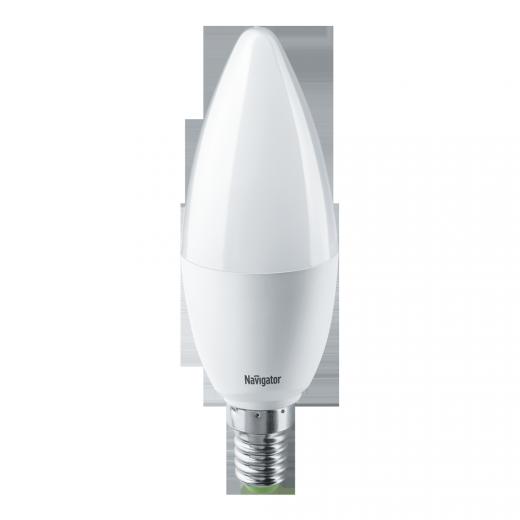 Лампа C37 светодиодная 8.5 Вт. FR Navigator Е14
