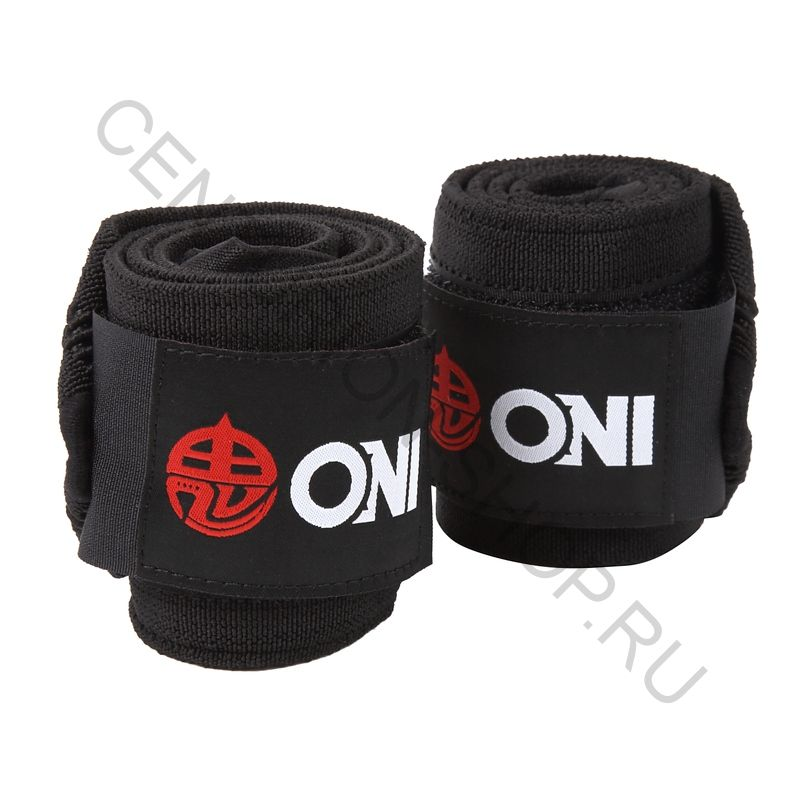 Кистевые бинты Oni XX Wrist Wraps  IPF approved
